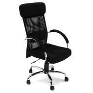 Fotel biurowy UNIQUE Overcross czarny