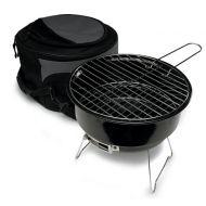Mini grill z torbą termiczną 32 cm Sagaform BBQ czarny