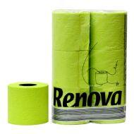 Papier toaletowy 6 szt. Renova zielony