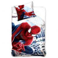"""Pościel Spiderman """"The Amazing"""" 160 x 200 cm Carbotex (448285087937)"""
