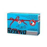 RENOVA 6x10szt Niebieskie Red Label Chusteczki Higieniczne o zapachu tarty borówkowej