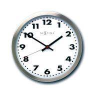 Zegar ścienny Nextime Arabic średnica 34 cm