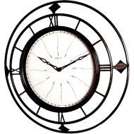 Zegar ścienny 40 cm NEXTIME Fence