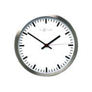 Zegar ścienny 15 cm NEXTIME Stripe