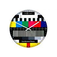 Zegar ścienny 43 cm NEXTIME Testpage