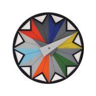 Zegar ścienny 43 cm Nextime Circus