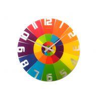Zegar ścienny Nextime Rainbow