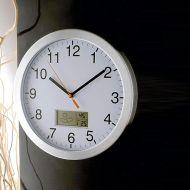 Zegar z pogodynką Brandoni WEATHER CLOCK