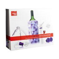 Zestaw akcesoriów do wina Vacu Vin 6 elementów
