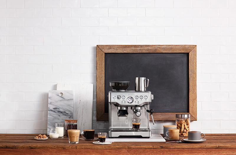Najlepsze ekspresy do kawy - The Barista Express