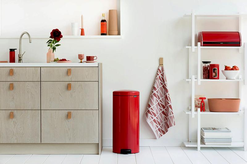 Brabantia - akcesoria do wyposażenia kuchni i łazienki