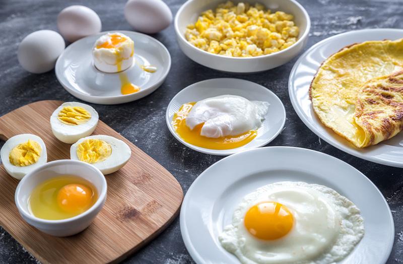 Najlepsze akcesoria do jajek