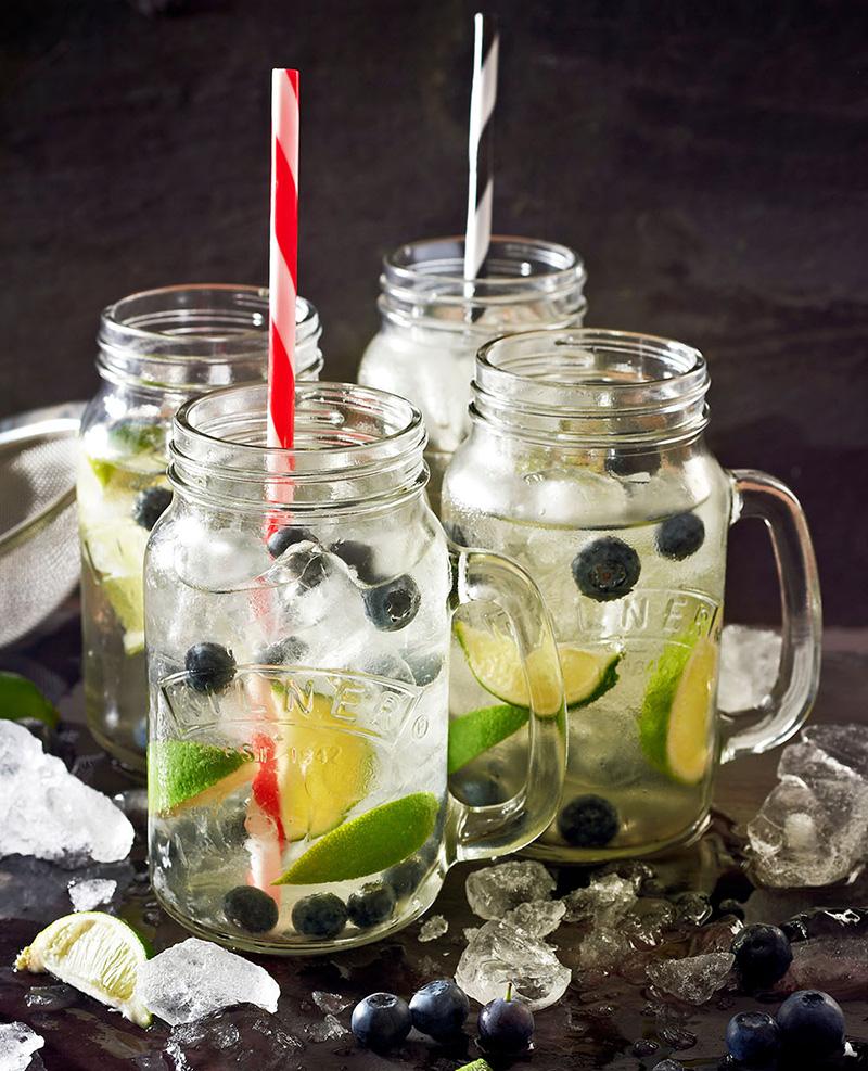 Słoiki na lemoniadę