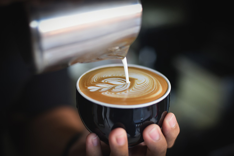 The Barista Express - najlepsza kawa