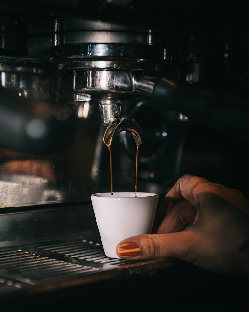 The Barista Express - najlepsze espresso