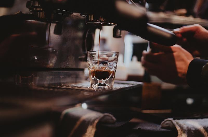Najlepsze espresso - The Barista Express