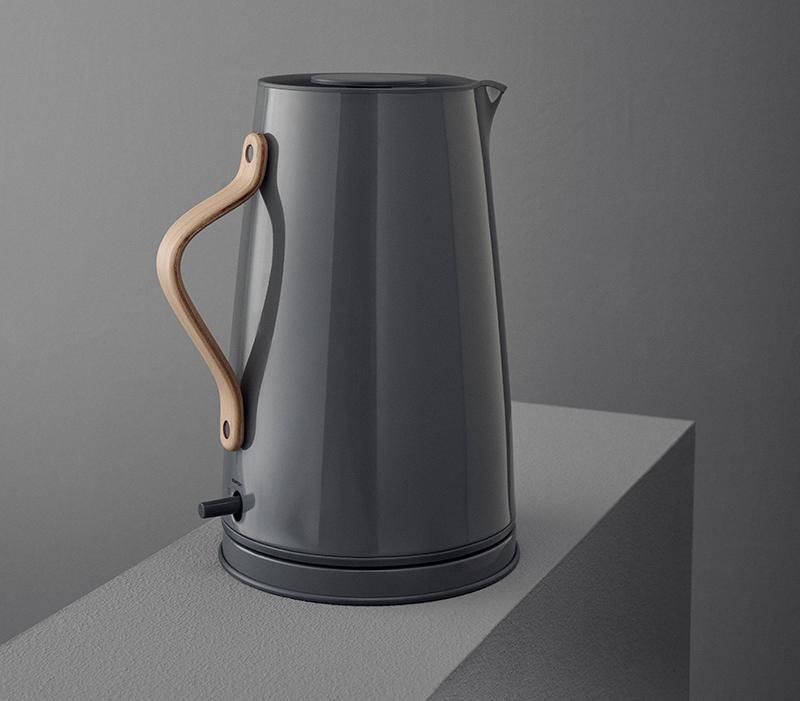 Designerski czajnik elektryczny