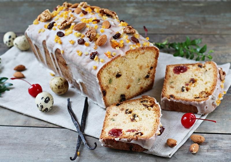 Keks - wielkanocne ciasto