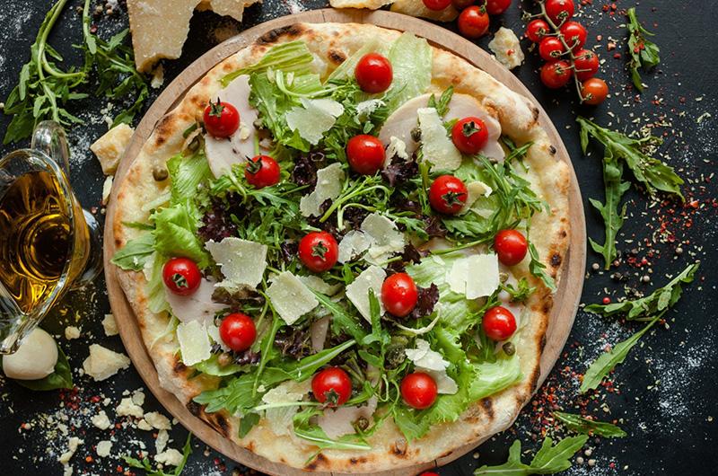Przepis na włoską pizzę