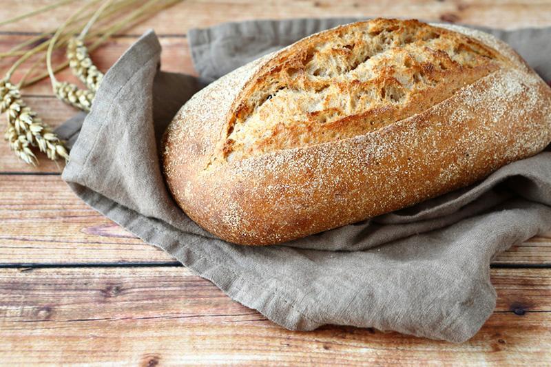 Chleb z wypiekacza do chleba