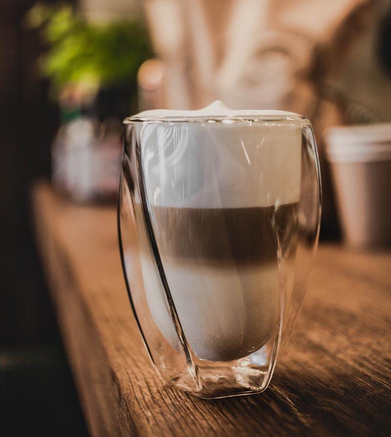 Szklanka termiczna do kawy latte