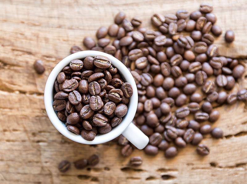 kawa - aromatyczny zastrzyk energii