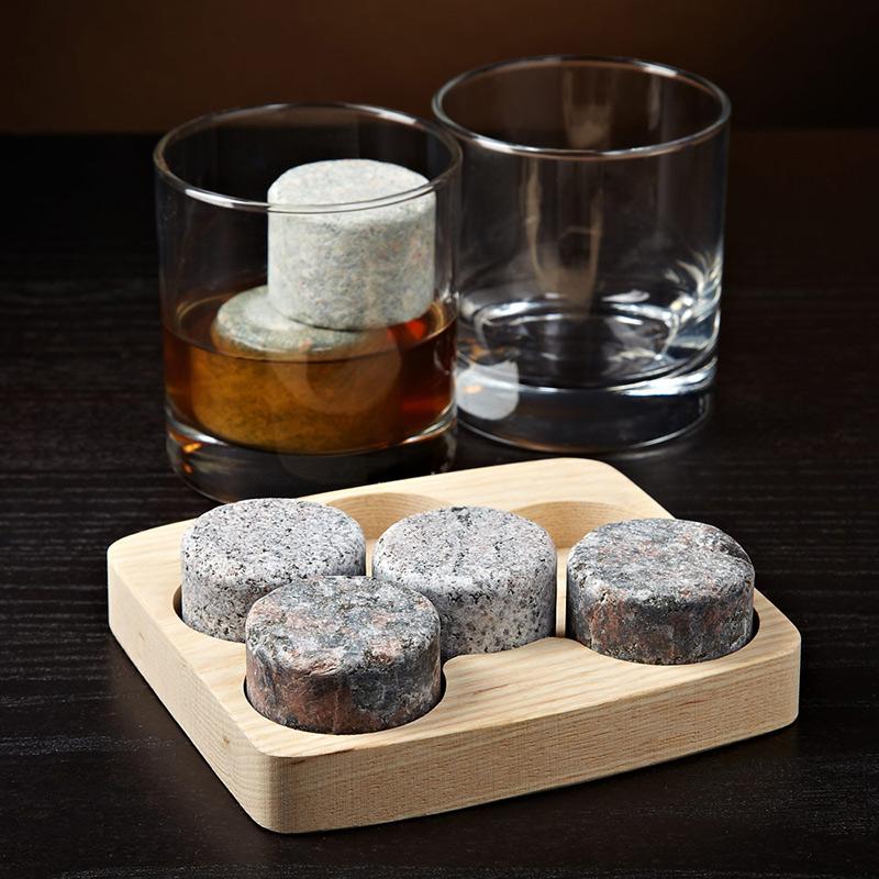 Kamienie chłodzące do whisky
