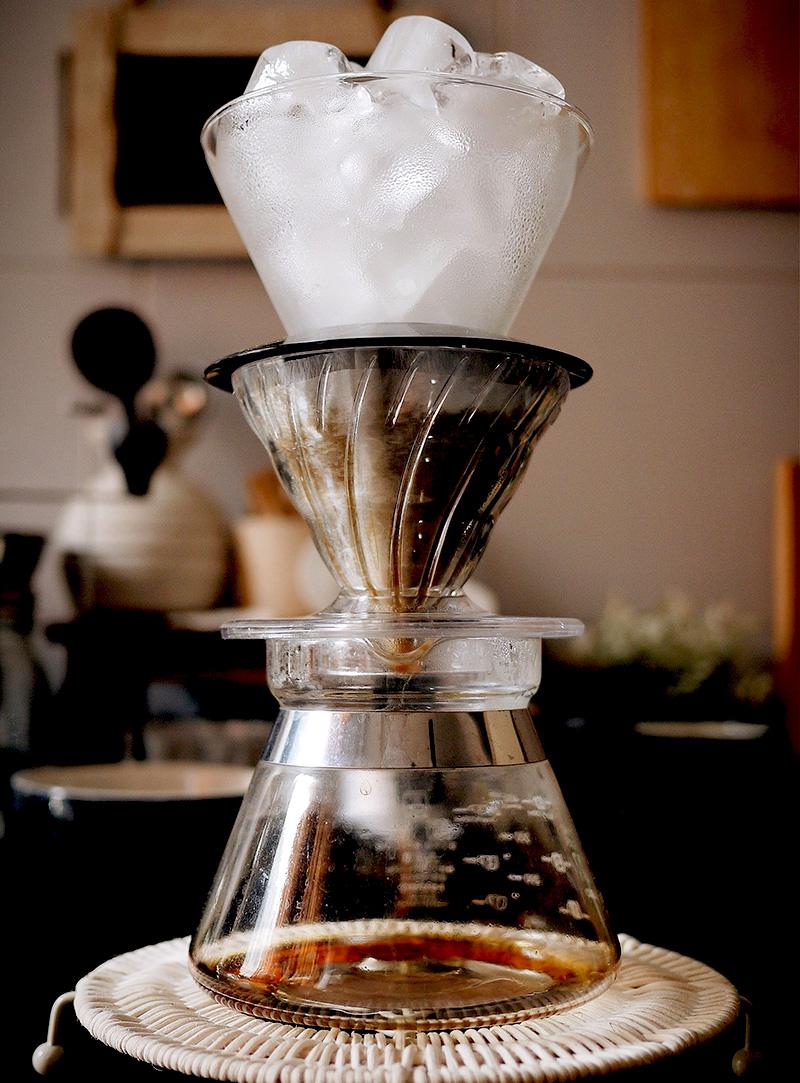 Zestaw do parzenia kawy cold brew