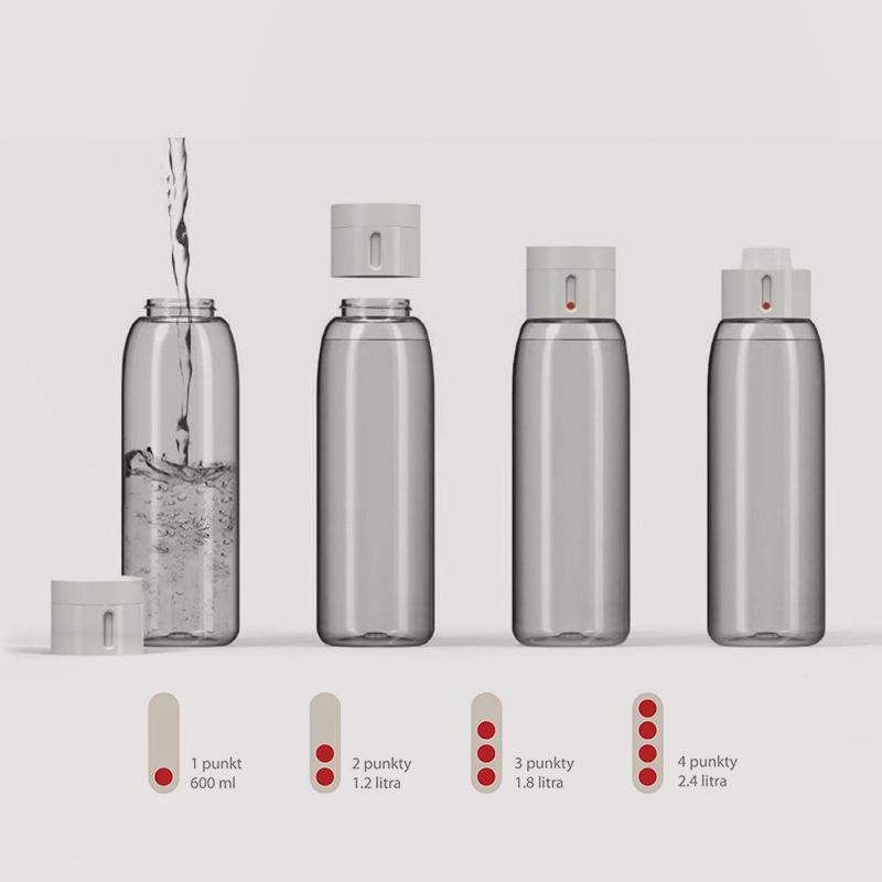 Kontrola ilości wypitej wody