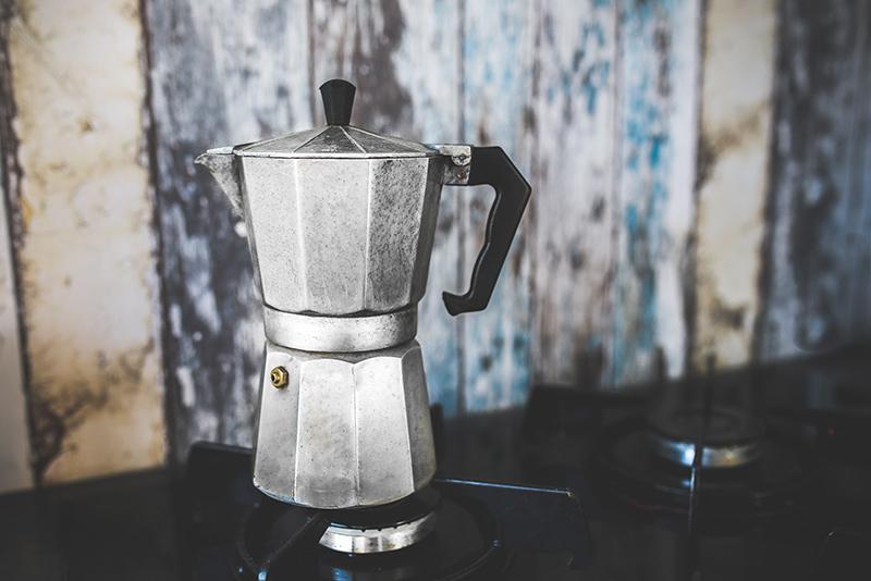 kawiarka do parzenia kawy