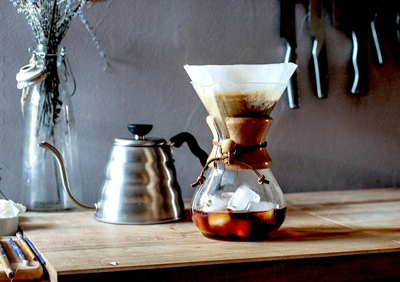 Kawa przyrządzana metodą cold brew