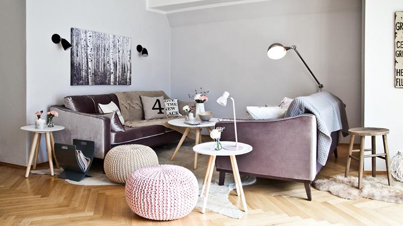 Lampki stołowe do salonu
