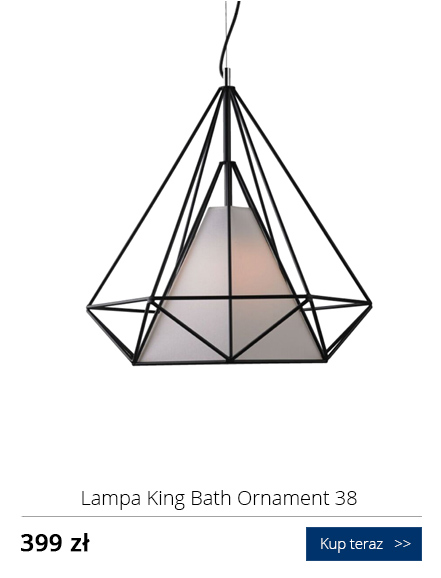 Lampa King Bath Ornament