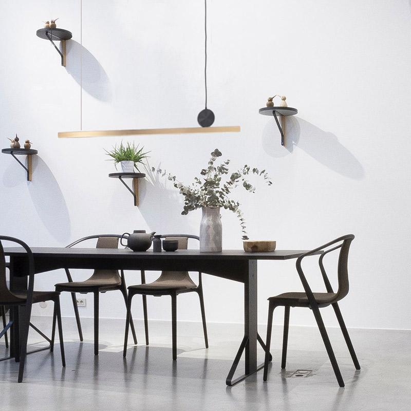 Lampa wisząca nad stół Boogie Step into Design