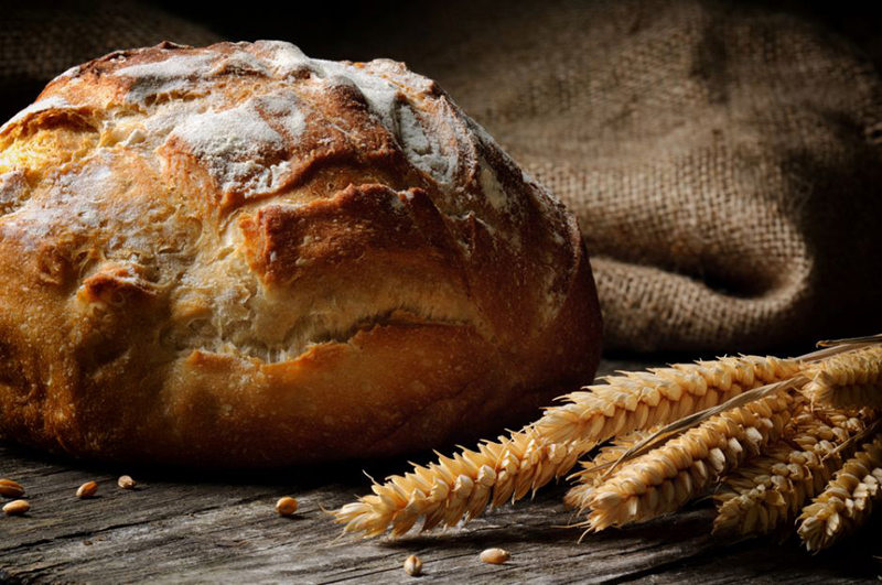 smaczny i zdrowy chleb pieczony w domu