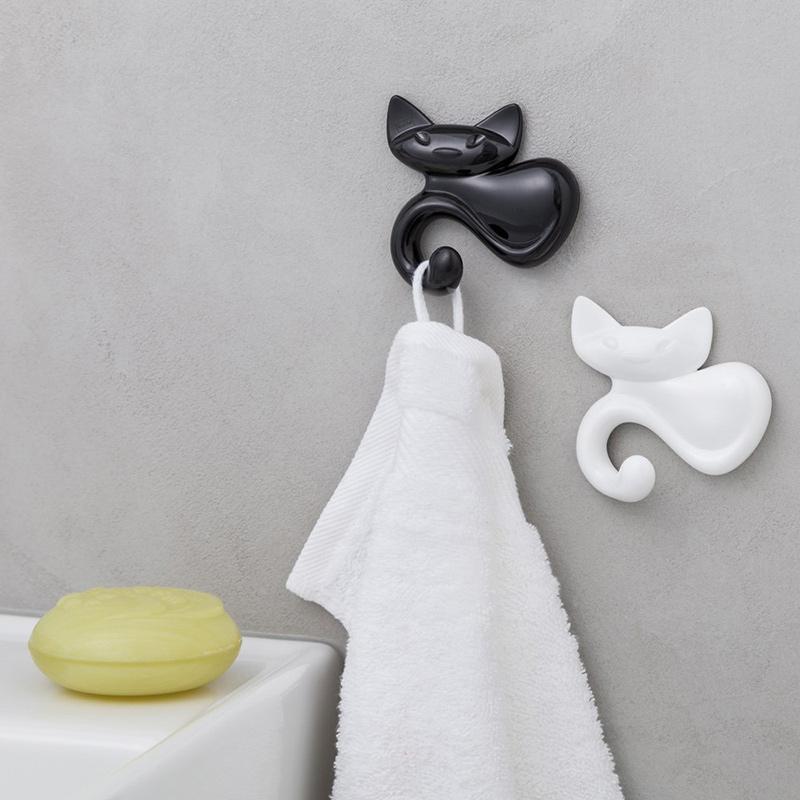 Wieszaki na ręczniki Koziol Miaou
