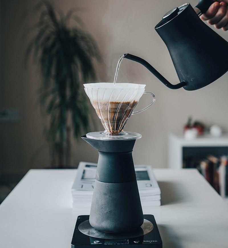 alternatywna metoda parzenia kawy