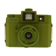 Aparat lomograficzny Holga 120 CFN Green
