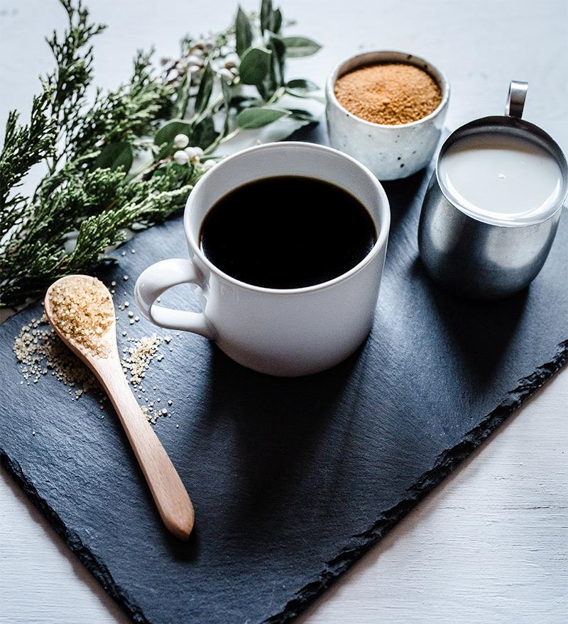 domowa, aromatyczna kawa