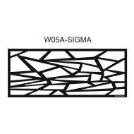 Ażurowy panel dekoracyjny Sigma KazanDesign