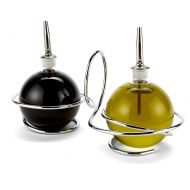 Dozownik do oliwy i octu Black+Bloom Loop