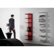 Biblioteczka Libra 2 D2 czerwona