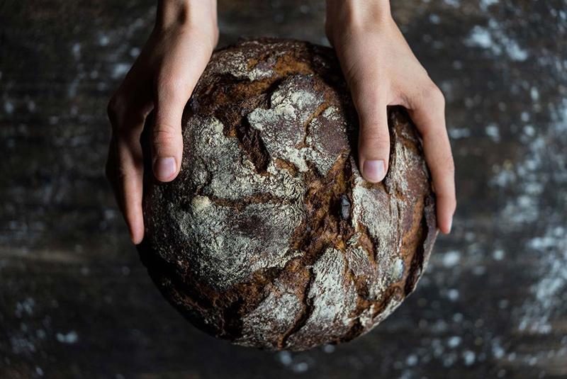Domowe pieczywo z wypiekacza do chleba