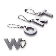 """Breloczek My letters """"F"""" Philippi Keys"""