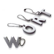 """Breloczek My letters """"R"""" Philippi Keys"""