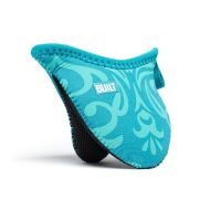 Mini uchwyt do garnków BUILT Mini Grip Pot Holder Sea Glass Blue Damask