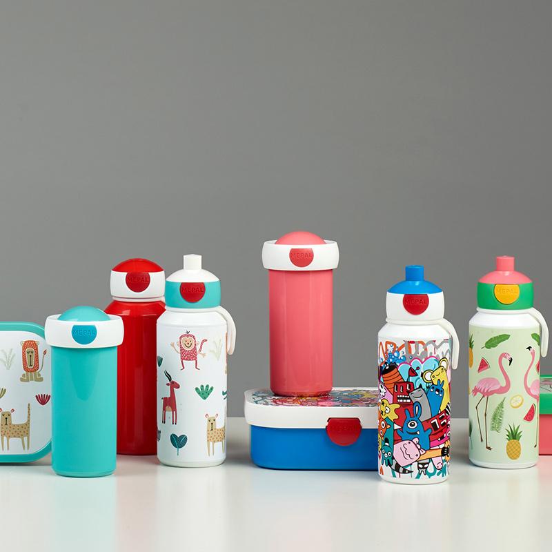 butelki na wodę dla dzieci do szkoły