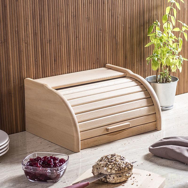 chlebak drewniany czy bambusowy