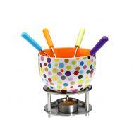 Czekoladowe fondue Mastrad kolorowe kropki