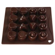 Forma do czekoladek lub kostek lodu 16 sztuk Pavoni